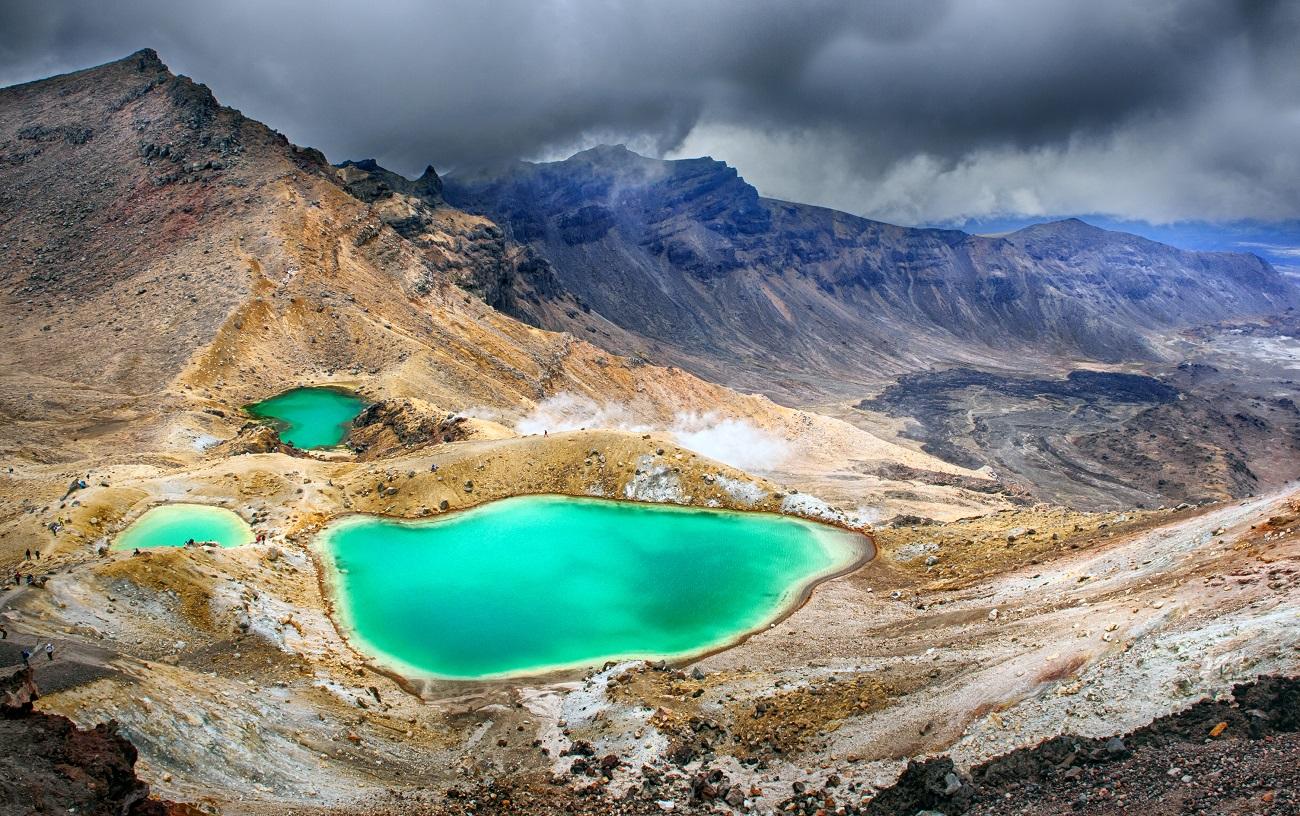 Nuova Zelanda, la magia di Monte Fato