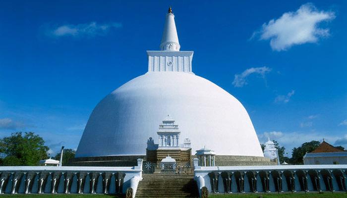 La spiritualità malinconica di Anuradhapura