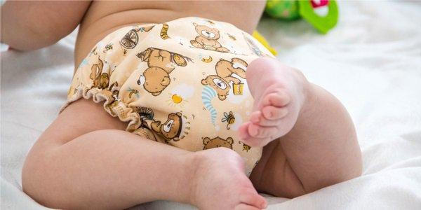 Ecologici dalla nascita con i pannolini lavabili