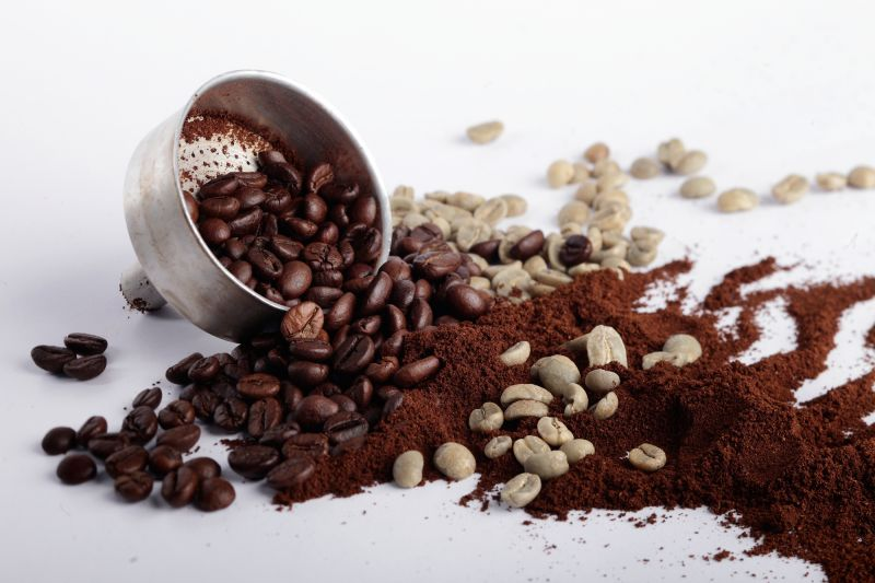 Pelle a tutto sprint con i fondi del caffè