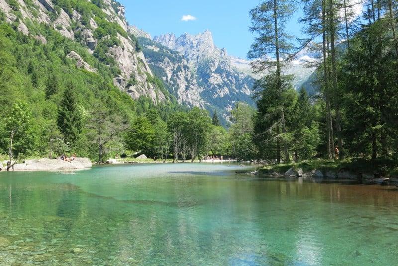 Passeggiare nella pace perfetta in Val di Mello