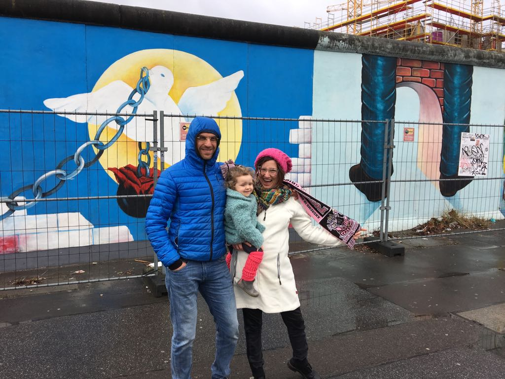 Bellezza e memoria tra Sprea e East Side Gallery