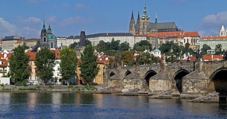 Il Castello di Praga tra arte e giardini