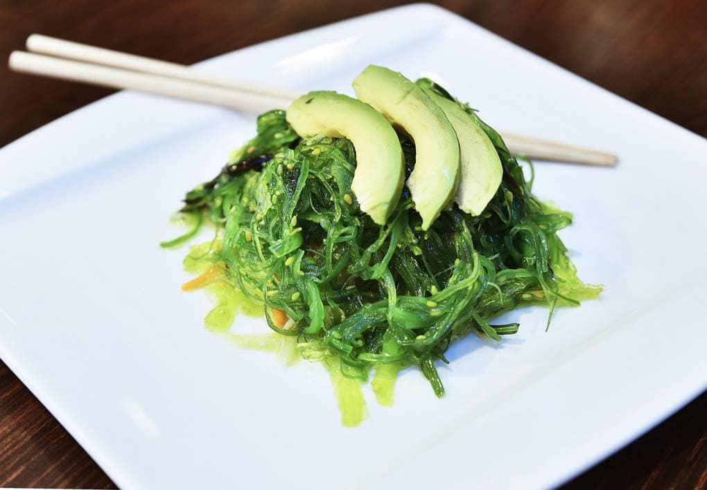 Tutti i benefici delle alghe verdi in cucina